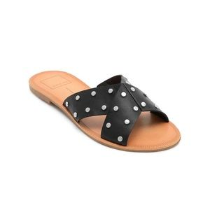 New Dolce Vita Studded Sandals